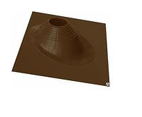 Фланец мастер Флэш угловой №6(200-280 Силикон) коричневый