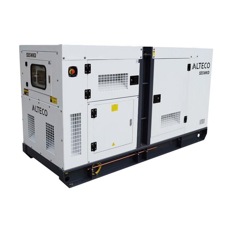 Дизельный генератор ALTECO S100 WKD