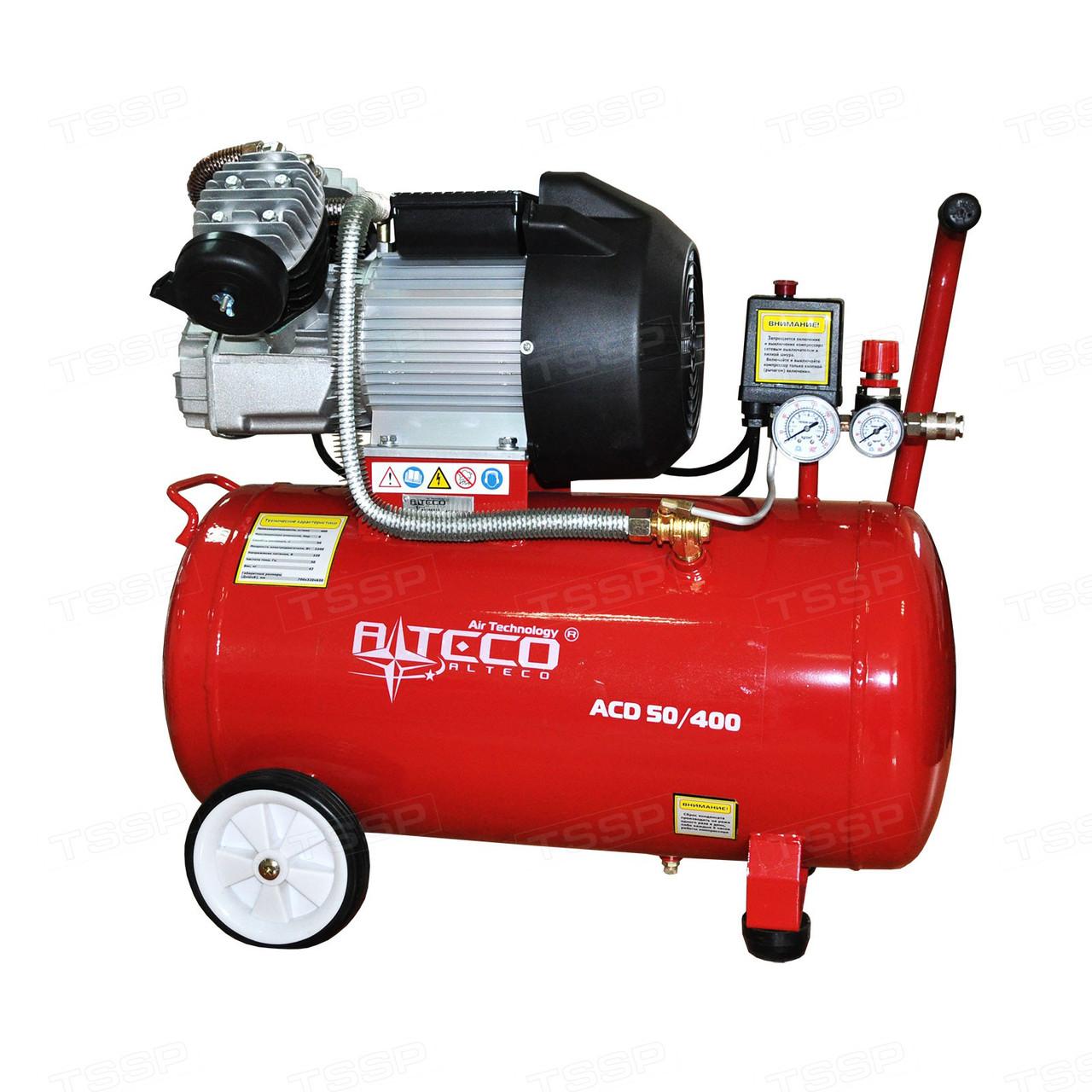 Компрессор воздушный ALTECO ACD-50/400.1