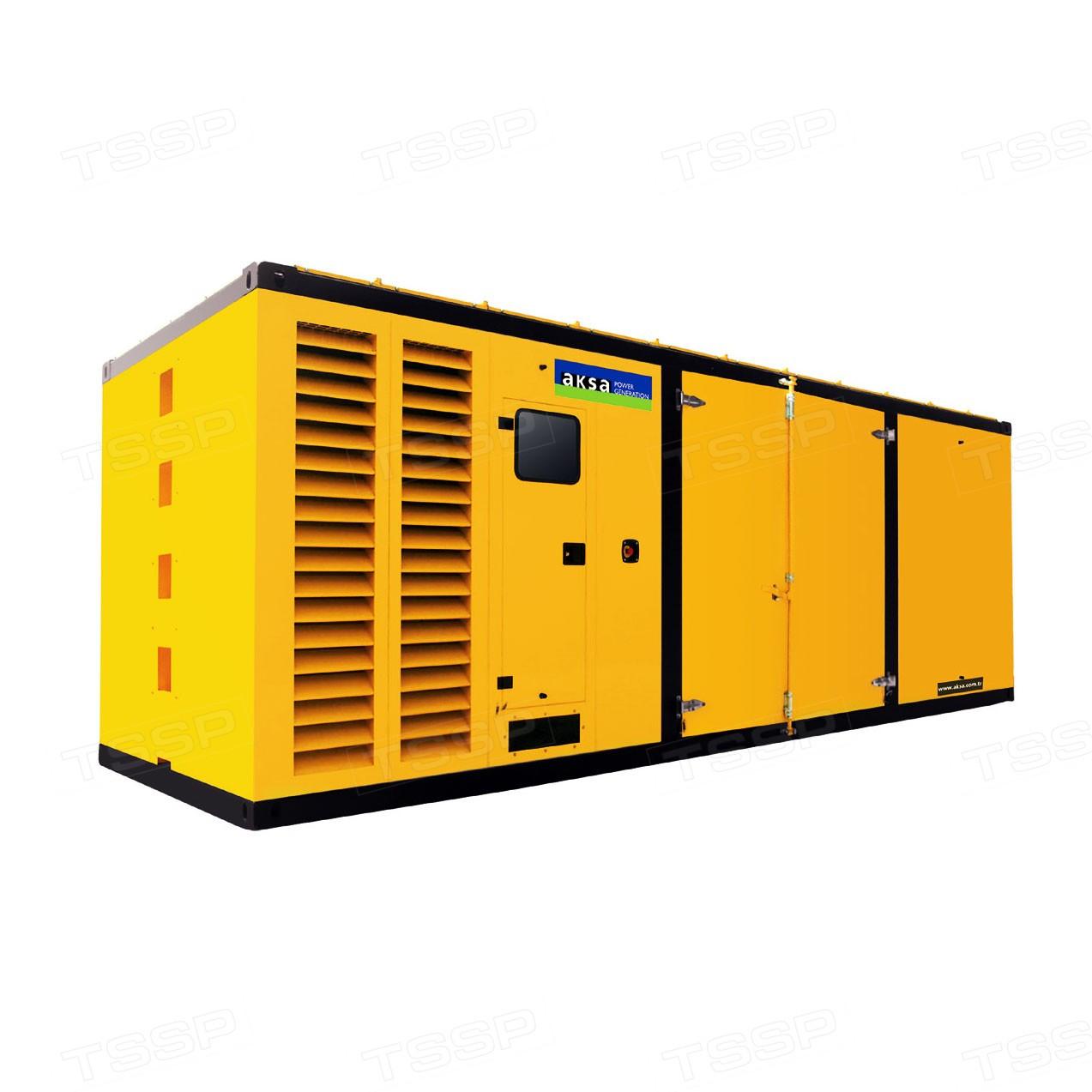 Дизельный генератор Aksa APD-1100 C