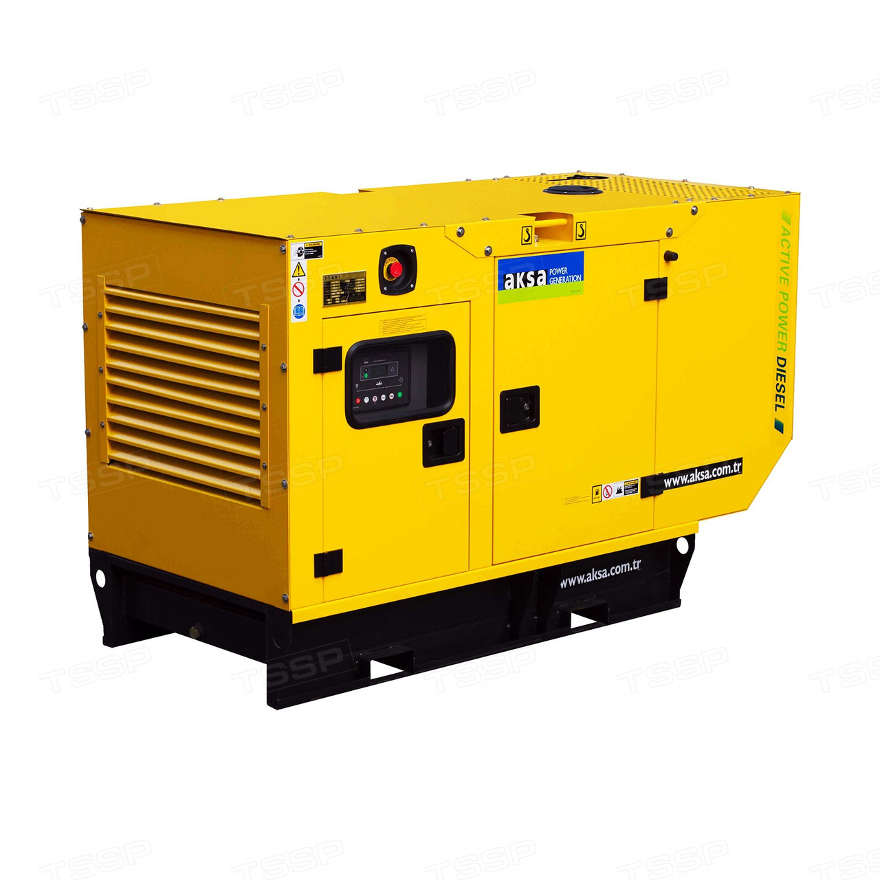 Дизельный генератор Aksa APD-25 A