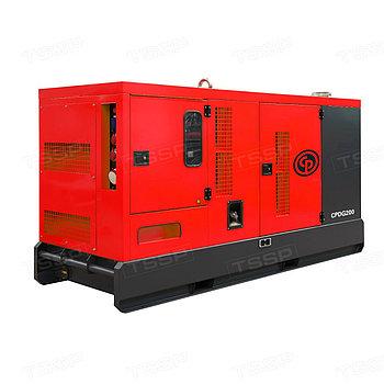 Дизельные генераторы Chicago Pneumatic серии CPDG