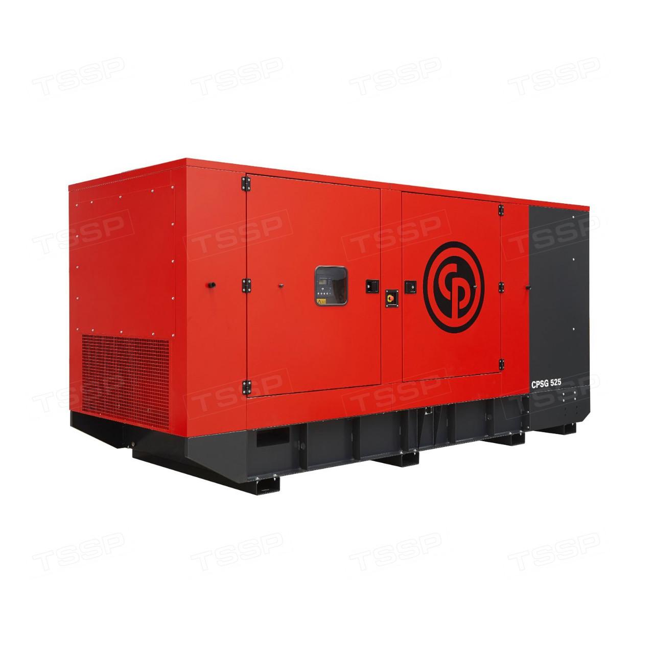 Дизельные генераторы Chicago Pneumatic серии CPSG