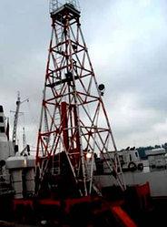 Морская буровая установка HGD-600