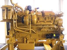 Двигатель CAT 3412E