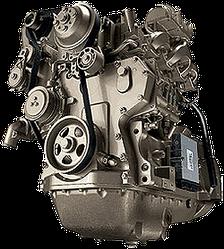 Дизельный двигатель John Deere 4045TF258