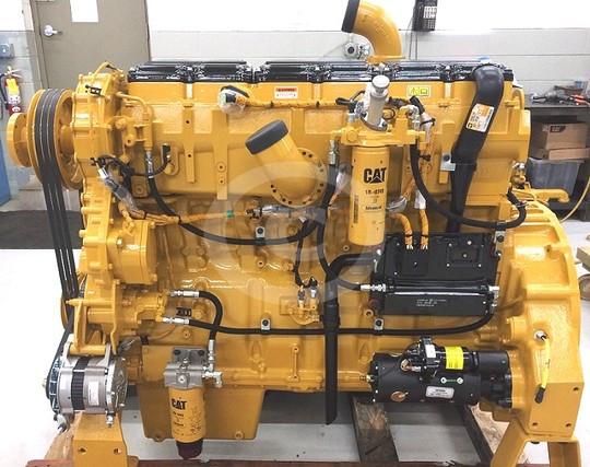 Двигатель CAT C18