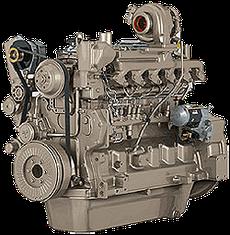 Дизельный двигатель John Deere 6068HF158
