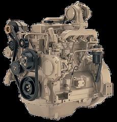 Дизельный двигатель John Deere 4045TF250