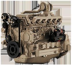 Дизельный двигатель John Deere 6068TF150