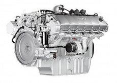 Дизельный двигатель MTU 12V1600G20F