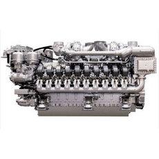 Дизельный двигатель MTU 20V4000G63F