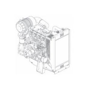 Дизельный двигатель Perkins 404A-22G1