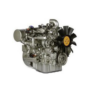 Дизельный двигатель Perkins 854F-E34TA