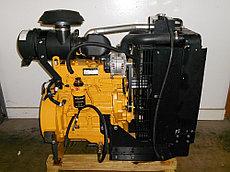 Дизельный двигатель John Deere JD 4024HF