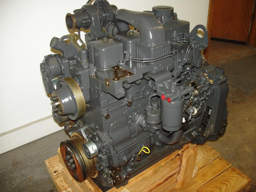 Двигатель IVECO 445T/M2