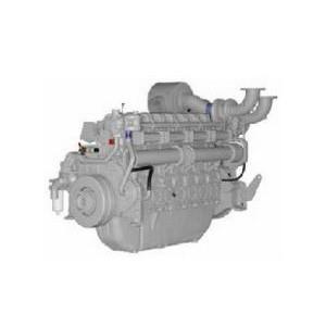 Дизельный двигатель Perkins 4008TAG1