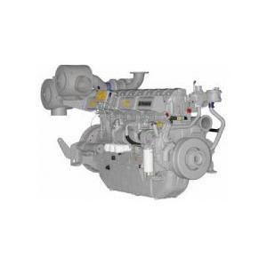 Дизельный двигатель Perkins 4008TAG2A