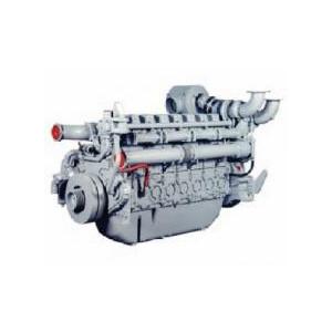 Дизельный двигатель Perkins 4008TAG2