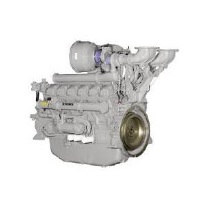 Дизельный двигатель Perkins 4012-46TAG3A