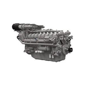 Дизельный двигатель Perkins 4016-61TRG3