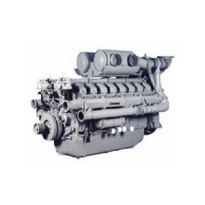 Дизельный двигатель Perkins 4016TAG2