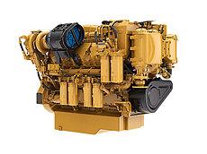 Двигатель Caterpillar C32