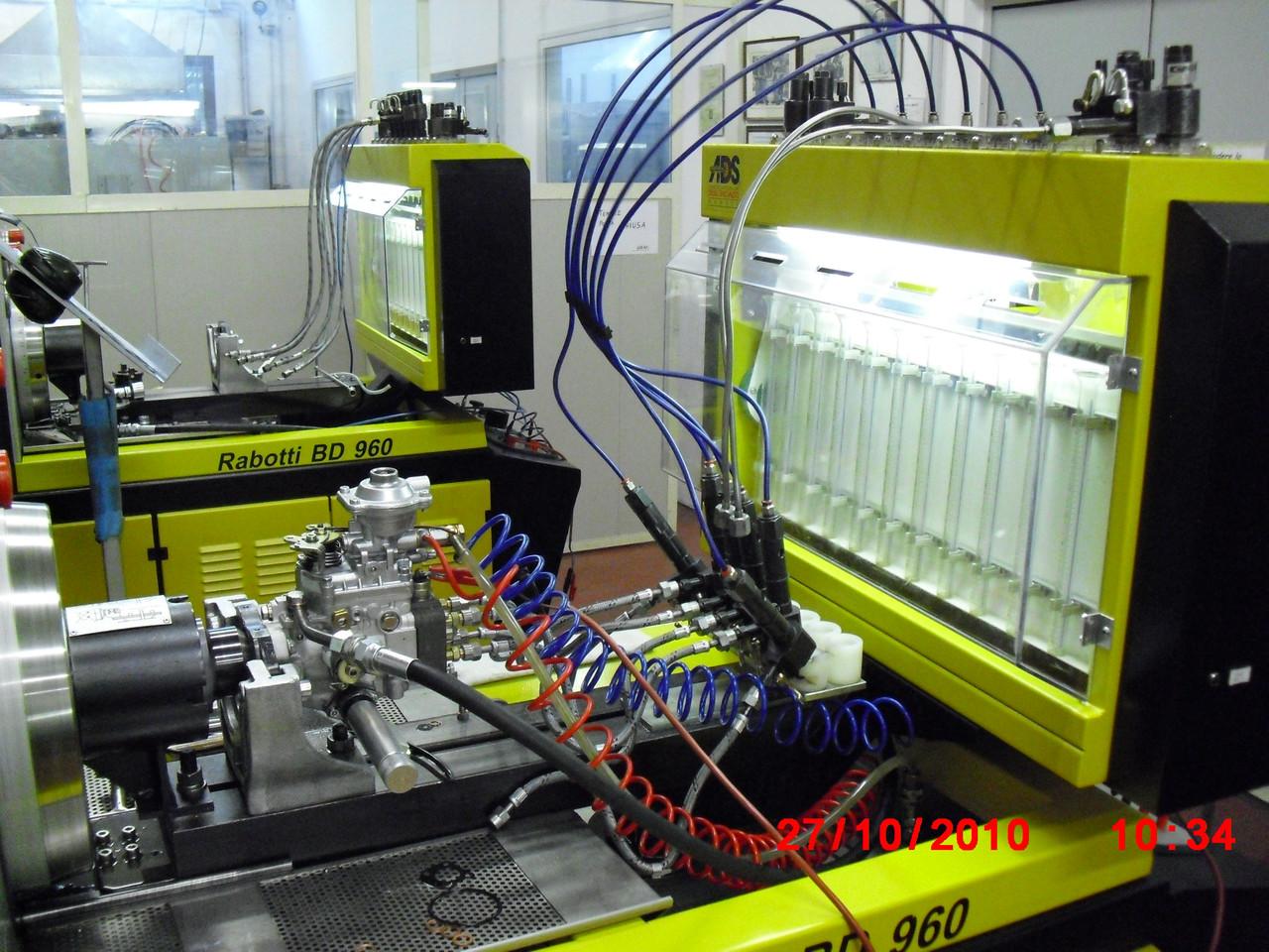 Продается стенд по ремонту топливной аппаратуры