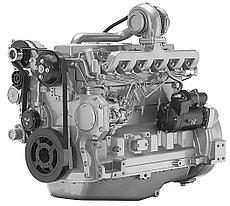 Двигатель Cummins KTA-28, KTA-50C, KTA50C-1600, KTA1150C, KTA38G1, KTA38G2, KTA38G5, KTA38G7, KTA2300