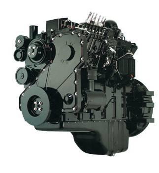 Двигатель Cummins C220-10, C230-20, C245-20C260-20, C280-20, C300-20, C325-20, 6BTAA5.9-C205