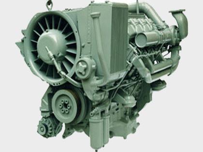 Двигатель Deutz F8L714A, Deutz F8L914, Deutz RBA8M528, Deutz RBV 8M-545, Deutz SBA 8 M 816, Deutz SBV 8M 540