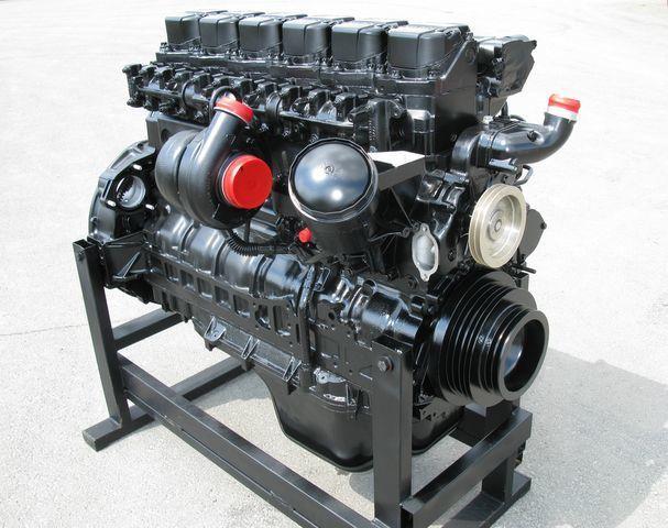 Двигатель MAN D2866, MAN D2876, MAN D2842, MAN D2840