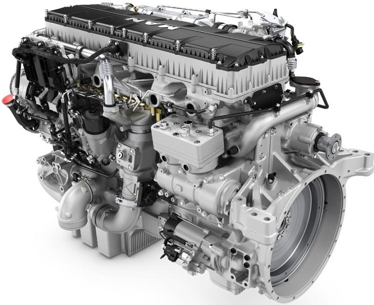 Двигатель MAN D2842 LE203, MAN D2842 LE211, MAN D2842 LE213, MAN D2848 LE211, MAN D2848 LE213, MAN D2862 LE221