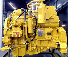 Двигатель Caterpillar 3176A, Caterpillar 3176B, Caterpillar 3176C, Caterpillar 3204, Caterpillar 3208
