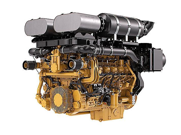 Двигатель Caterpillar 3512B, Caterpillar 3512C, Caterpillar 3512E, Caterpillar 3512 TA, Caterpillar 3512B-EUI