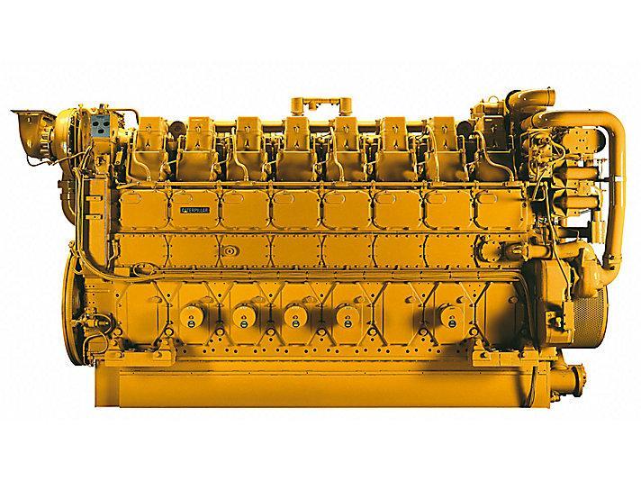 Двигатель Caterpillar 3508 EUI, Caterpillar 3524B HD EUI, Caterpillar 3516B HD EUI, Caterpillar 3606