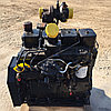 Двигатель Komatsu SAA4D102E-2, Komatsu 6D102E-1, Komatsu S6D102E-1, Komatsu SA6D102E-2, фото 2