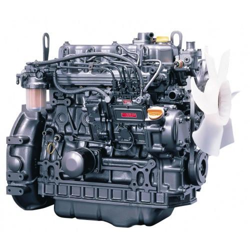 Двигатель на Komatsu PC160LC-7, PC180LC-7, BR200S-1, BR210JG-1, D41E, P-6, JV100A, WA, WP-2, WA180-3, WA250-3