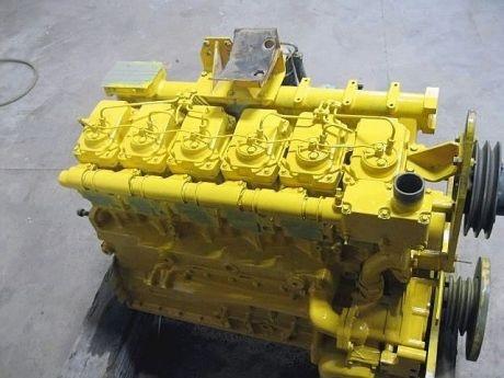Двигатель на Komatsu WB98A-2, WB140-2, WB150-2, PC110R-1, D57S-1, WA320-3, WA380-3, EGS160B-3, WF350-3