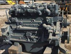 Двигатель на Komatsu PC340LC/NLC-7, D65E-12, D65P12, D75S-5, D85C-21, D85E-SS-2A, LW250-5 , CS210, GD705A-4