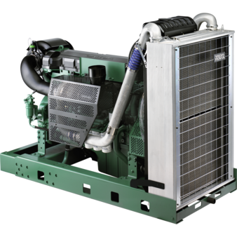 Двигатель Volvo Penta TAD1351GE 60 Hz, TAD1351GE 50 Hz, TAD1352GE 60 Hz, TAD1352GE 50 Hz, TAD1353GE 60 Hz