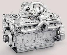Двигатель Detroit Diesel 6V53, 6V92, 6V71, 8V-71, 8V-92