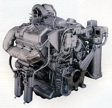 Двигатель Detroit Diesel 149 серии, двигатель Detroit Diesel series 149