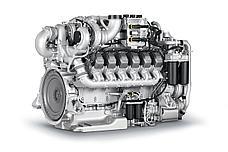 Двигатель Detroit Diesel 2000 серии, двигатель Detroit Diesel series 2000