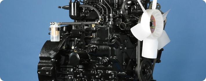 Дизельный двигатель Mitsubishi, двигатель Mitsubishi (Митсубиши)