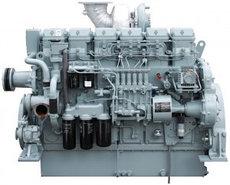 Двигатель Mitsubishi S6R-Y2PTAW-1, S12A2-Y2PTAW-2, S12H-Y2PTAW-1, S12R-Y2PTAW-1, S16R-Y2PTAW-1