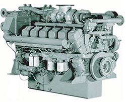 Двигатель Mitsubishi S12A2-PTK, Mitsubishi S6R-PTA, Mitsubishi S6R-PTK, Mitsubishi S6R-V2PTK