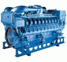 Дизельный двигатель MTU 20V4000G63, MTU 20V4000G23, MTU 20V4000G23F, MTU 20V4000G63
