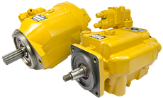 Гидромотор на Caterpillar 312E, 420FIT, D5K2XL, 914G2, CS44, D3K2 LGP, CS56, 308E2CR SB, 420FH2, D3K2 LGP