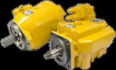 Гидромотор на Caterpillar 416F, CB 64, CS44, 289D, 3406C, 305E2CR, 305.5E2, 297